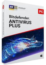 Official Bitdefender Antivirus Plus 2019 1 PC 1 Year Key Global