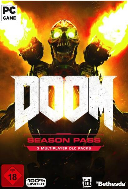 Doom Season Pass Steam CD Key