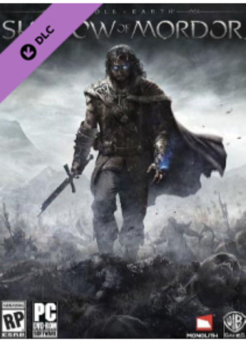 Middle Earth Shadow Of Mordor GOTY DLC Edition Steam CD Key