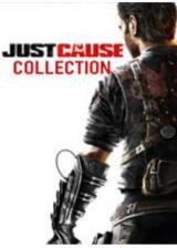 Official Just Cause Collection Steam CD Key