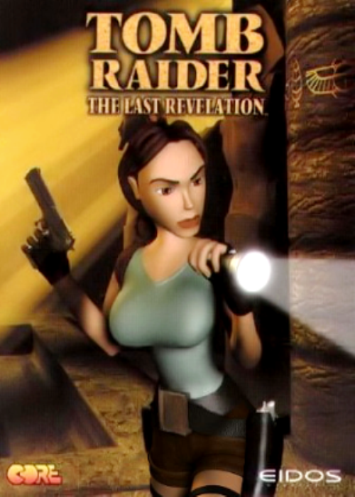 Tomb Raider IV The Last Revelation Steam CD Key