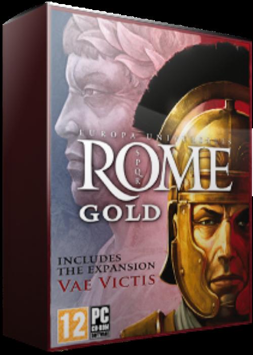 Europa Universalis Rome Gold Steam CD Key