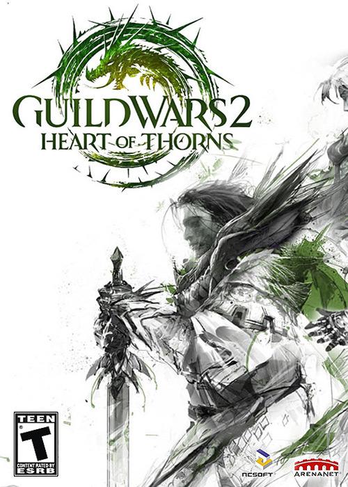 Guild Wars 2 Heart of Thorns CD Key EU/NA