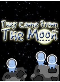 They Came From The Moon Steam CD Key