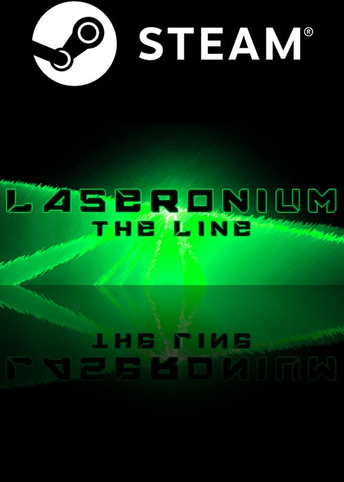 Laseronium The Line Steam Key Global