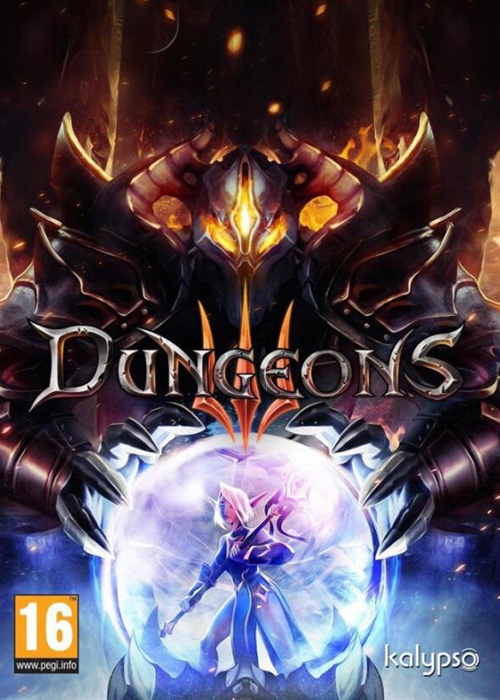 Dungeons 3 Steam CD Key Global PC