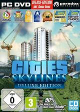 Official Cities Skylines Deluxe Edition Steam CD Key Global