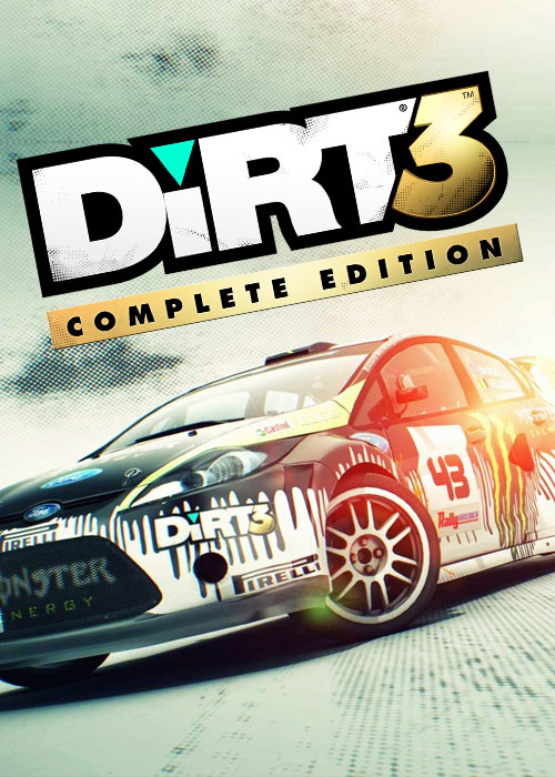 DiRT 3 Complete Edition Steam CD Key