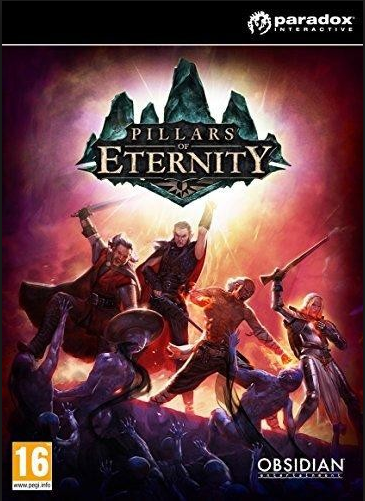Pillars of Eternity - Hero Edition Steam Key GLOBAL