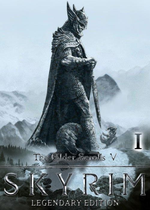 The Elder Scrolls V Skyrim Legendary Edition Steam CD Key
