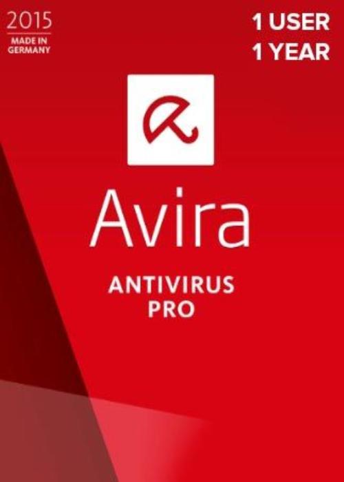 Avira Antivirus Pro 2017 3 PC 1 YEAR Global