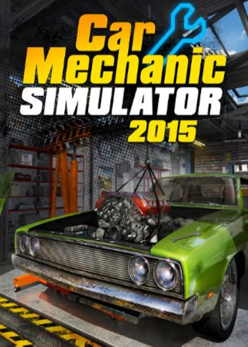 Car Mechanic Simulator 2015 Steam CD Key Global