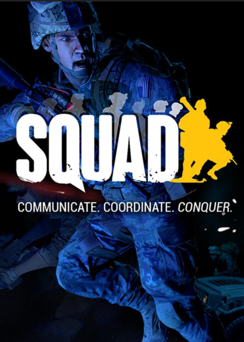 Squad Steam Key Global