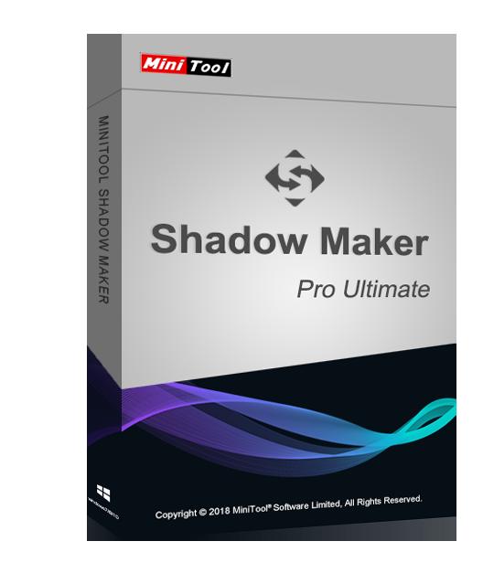 MiniTool ShadowMaker Pro 3.1 Ultimate CD Key Global