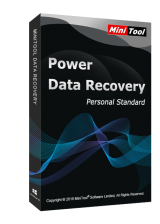 Official MiniTool Power Data Recovery Personal Standard CD Key Global