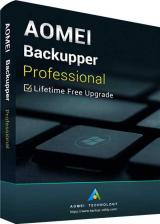 Official AOMEI Backupper Professional + Free Lifetime Upgrades 5.6 Edition Key Global