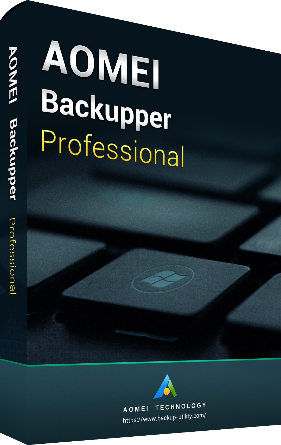 AOMEI Backupper Professional 5.7 Key Global
