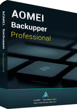 Official AOMEI Backupper Professional 5.7 Key Global