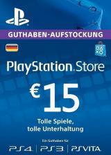 CDKeysales.com, Play Station Network 15 EUR DE