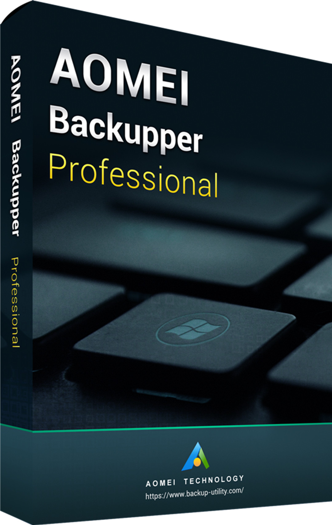 AOMEI Backupper Professional 365 Days 5.6 Edition Key Global