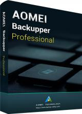 Official AOMEI Backupper Professional 365 Days 5.6 Edition Key Global