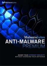 Official Malwarebytes Anti-Malware Premium 3 PC 1 Year Global