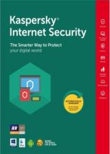 Official Kaspersky Internet Security 2019 3 PC 1 Year Key North America