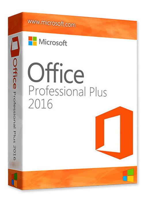 Office2016 Professional Plus CD Key Global(2PC)