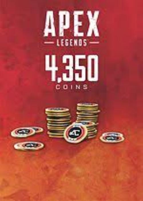 Apex Legends 4350 Coins Origin CD Key Global