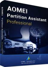 Official AOMEI Partition Assistant Professional 8.8 Edition Key Global