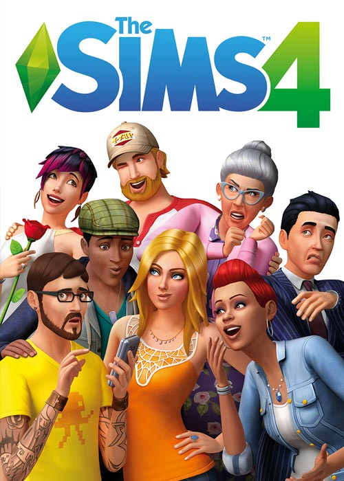 The Sims 4 Origin CD Key English Only