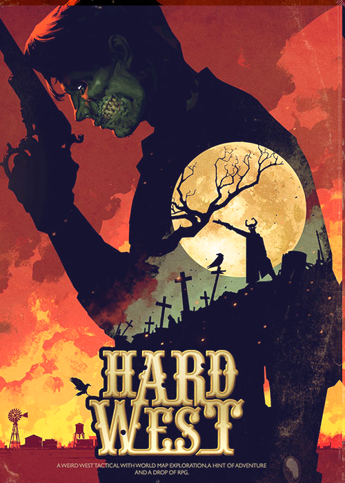 Hard West Steam CD-Key