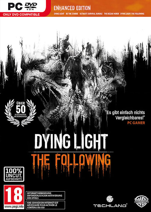 Dying Light Season Pass DLC Steam CD Key Global
