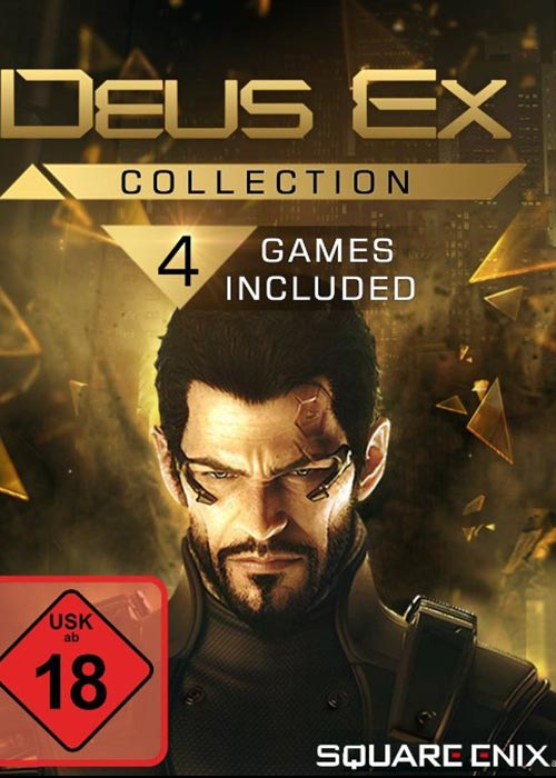 Deus Ex Collection Edition Steam CD Key