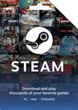 Official Steam Gift Card 80 HKD Global
