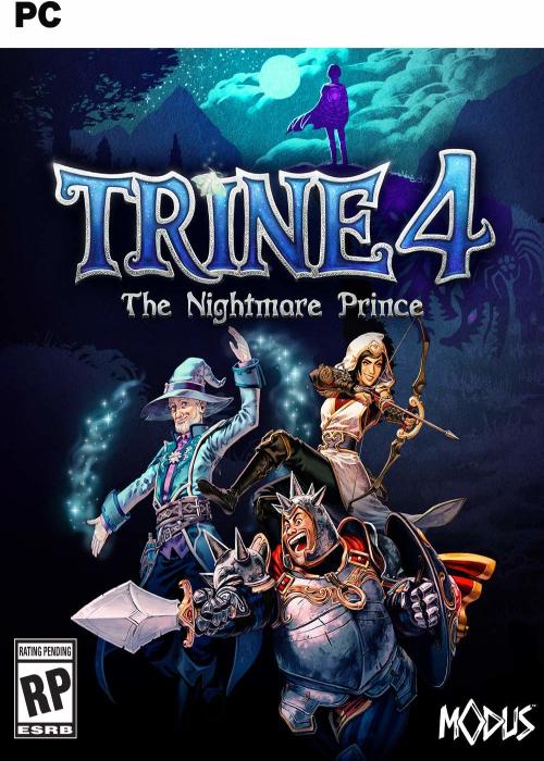 Trine 4 The Nightmare Prince Steam Key
