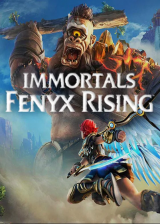 Official Immortals Fenyx Rising Uplay CD Key EU