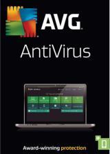 Official AVG Antivirus 3 PC 1 Year Key Global