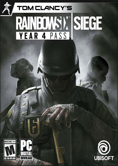 Tom Clancys Rainbow Six Siege Year 4 Pass DLC UPLAY KEY EU