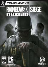 CDKeysales.com, Tom Clancys Rainbow Six Siege Year 4 Pass DLC UPLAY KEY EU