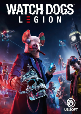 CDKeysales.com, Watch Dogs Legion Standard Edition Uplay CD Key EU